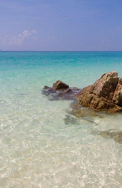 Sea Marine Vacation Seashore Travel Island Isle Be