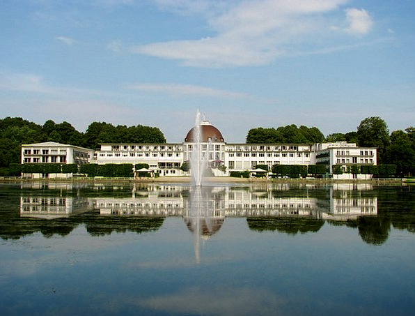 Bremen Bremen Bürgerpark Park Hotel Bremen Park Co