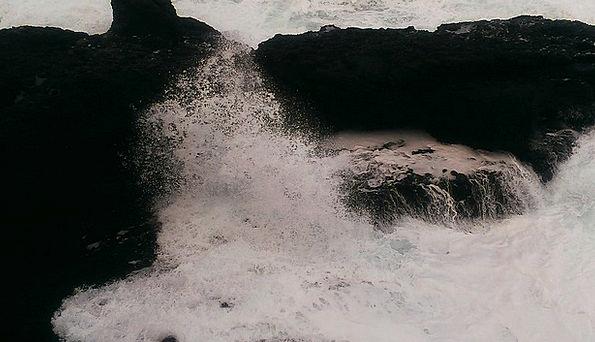 Sea Marine White Crested Waves Rough Seas Japan Se