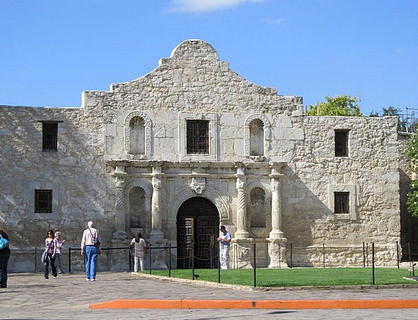 Alamo Texas San Antonio Mexican Mission Assignment