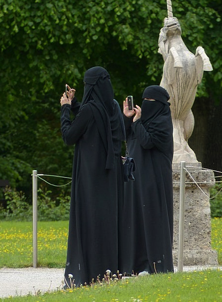 Burka Fashion Beauty Garment Clothing Muslim Veili