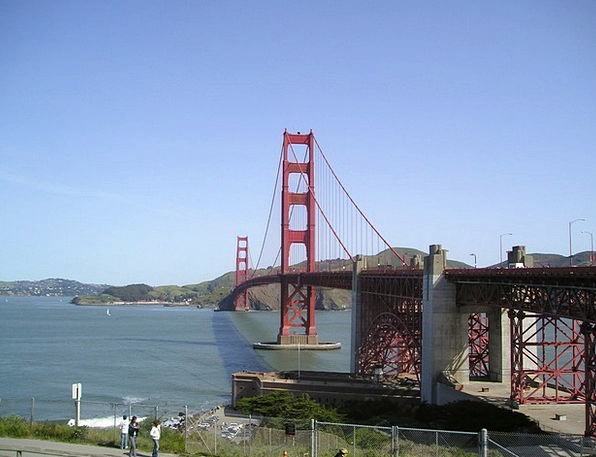 Golden Excellent Bridge Bond Golden Gate Bridge Su