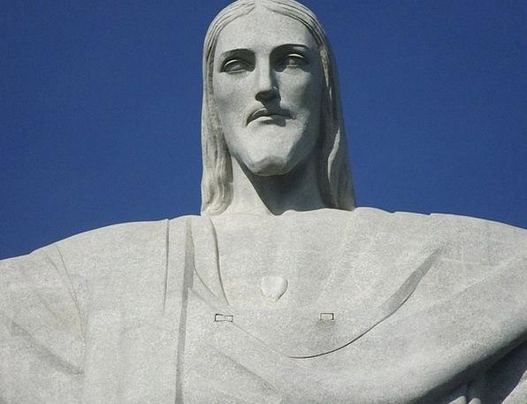 Christ Corcovado Christ The Redeemer