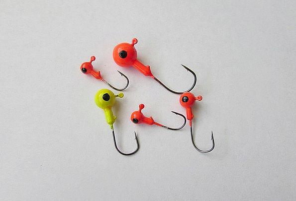 Fishhook Hook Peg Lead-Hook Fish Angle