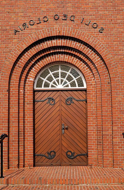 Church Door Contribution Portal Gateway Input Roun