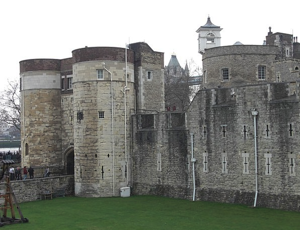 Tower Of London Stronghold London Fortress England