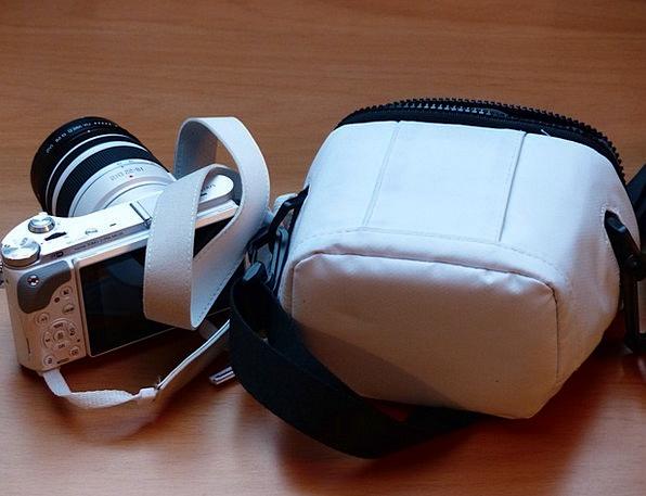 Photo Bag Basket White Snowy Bag Camera Noble Phot