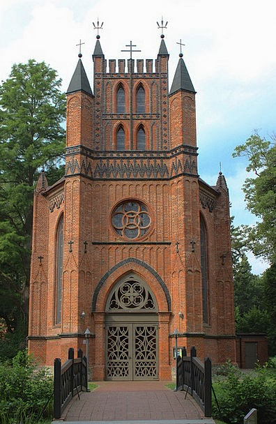 Ludwigslust-Parchim Church Ecclesiastical Catholic