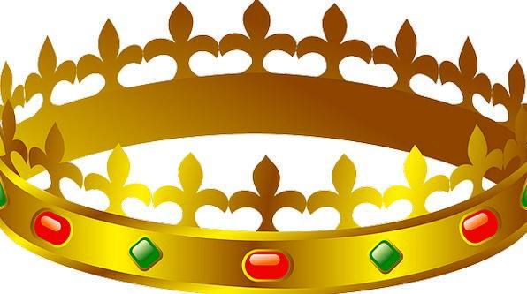 Crown Top Jewelery Queen Monarch Gemstones Jewels Tiara