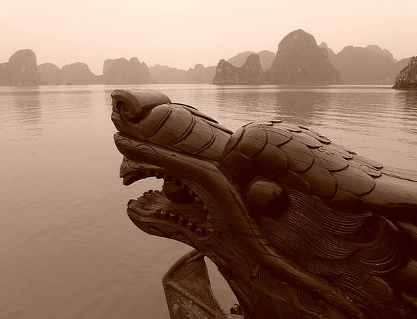 Halong Bay Dragon Vietnam