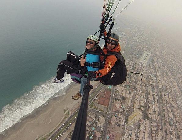 Paragliding Incentive Fly Hover Motivation