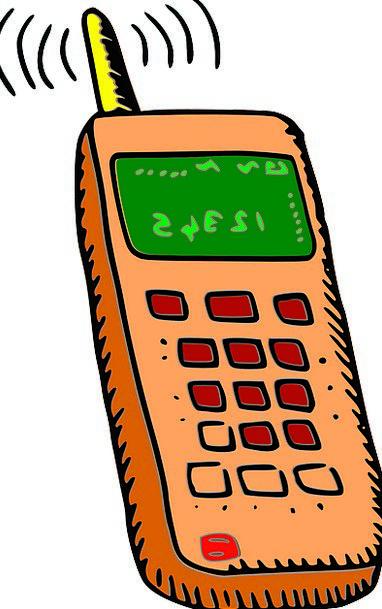 Phone Telephone Communication Lockup Computer Mobi