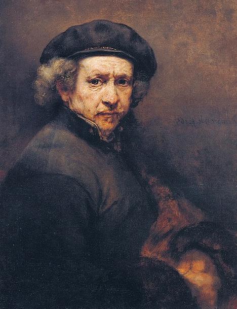 Rembrandt Harmenszoon Van Rijn Artist Artists Perf