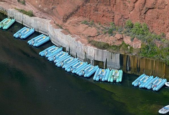 Colorado River Arizona Glen Canyon Outdoor Usa Spo