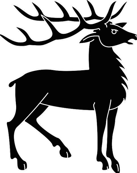 Deer Physical Mammal Creature Animal Horned Antler