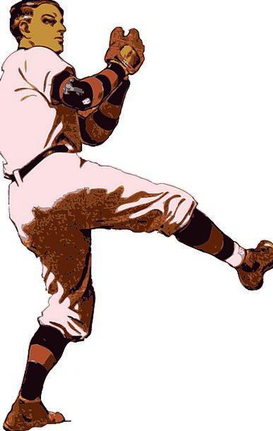 Baseball Jug Throw Toss Pitcher Sports Sporting Fr
