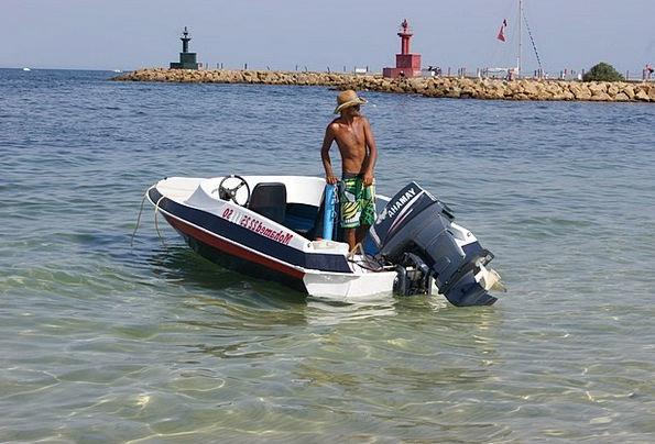 Sea Marine Break Mediterranean Holiday Port Boot G