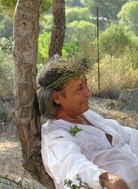 Man Gentleman Older Nature Countryside Senior Gran