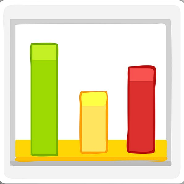 Bar Saloon Diagram Graph Chart Visual Statistic Nu
