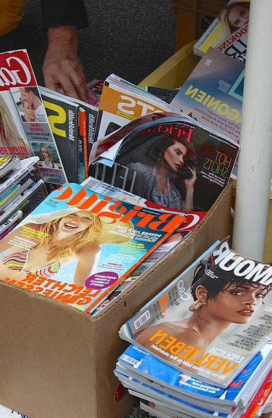 Magazines Fortnightlies Fashion Fortnightly Beauty