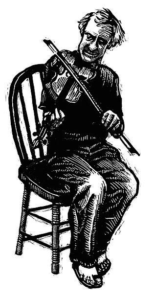 Fiddler Melody Musician Performer Music Violin Mus