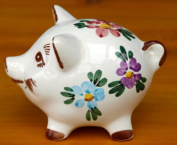 Piggy Bank Save But Piglet Economical Inexpensive