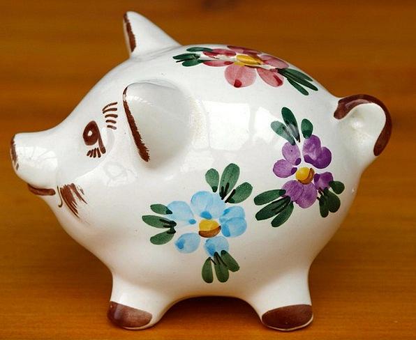 Piggy Bank Save But Piglet Economical Inexpensive
