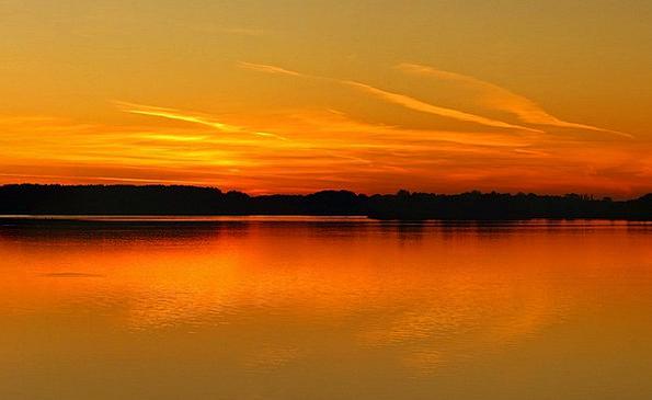Sunset Sundown Vacation Marine Travel Sun Sea Aben