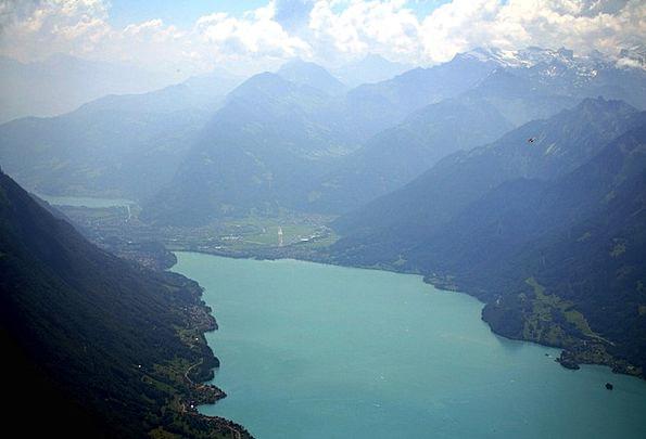 Brienz Landscapes Nature Switzerland Lake Of Brien