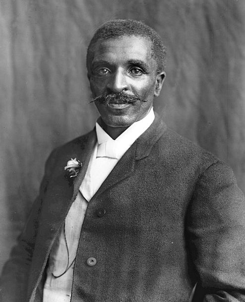 George Washington Carver Expert Botanist Scientist