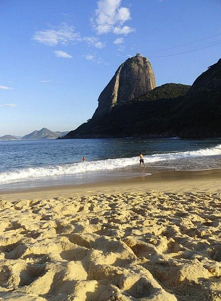 Sugar Loaf Pão De Açúcar Vacation Travel Urca Red