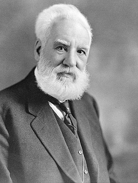 Alexander Graham Bell Expert Inventor Discoverer S