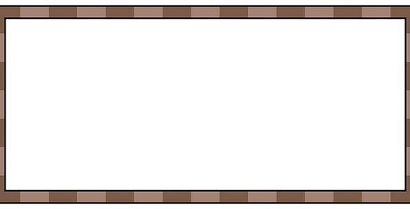 Frame Edge Rectangle Box Border Blank Outright Fre