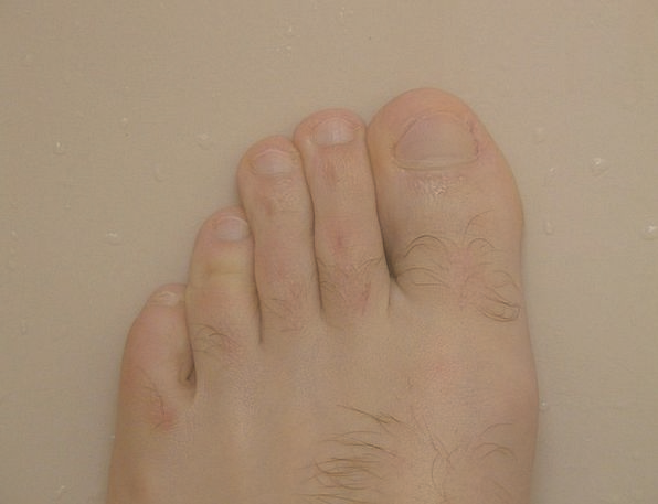 Foot Base Evil Part Of The Body Bad Washing Up Ten