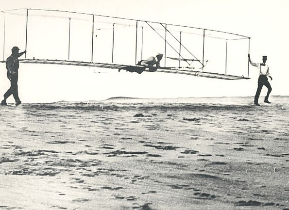 Invention Creation Aircraft Airplane Wright Brothe