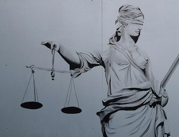 Justice, Fairness, Fashion, Beauty, Justitia, Judgmental Justitia ...