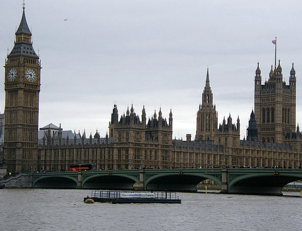London Buildings Architecture England Westminster