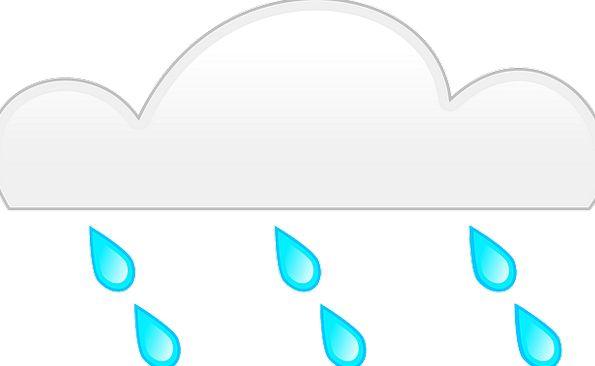 Rain Volley Mist Downpour Deluge Cloud Heavy Weigh