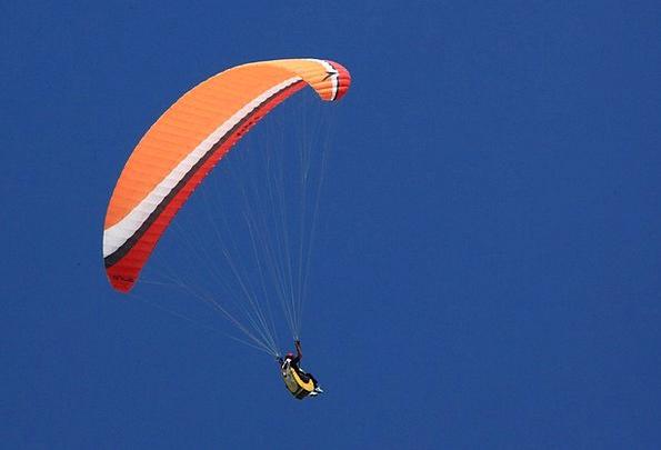 Action Act Blue Azure Activity Man Flight Aeronaut
