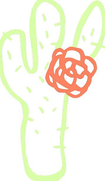 Cactus Floret Plants Florae Flower Mexico Thorn Pr