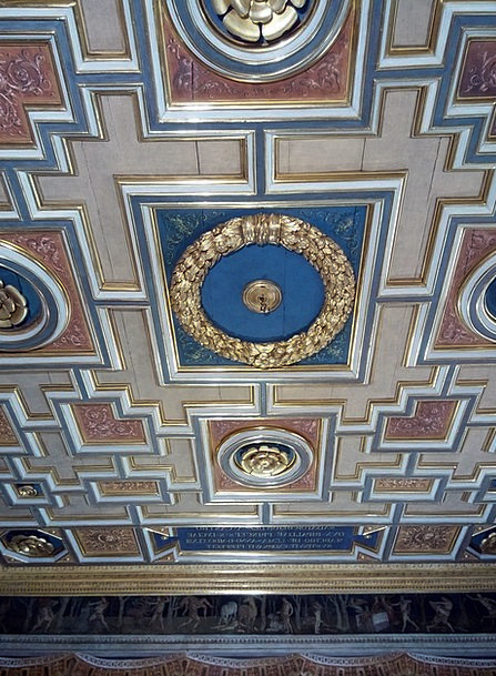 Ceiling Maximum Buildings Painting Architecture Ar
