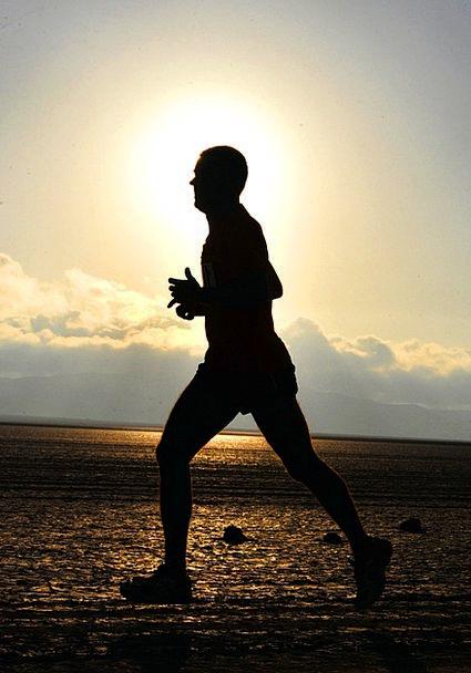 Runner Sprinter Fitness Suitability Long Distance