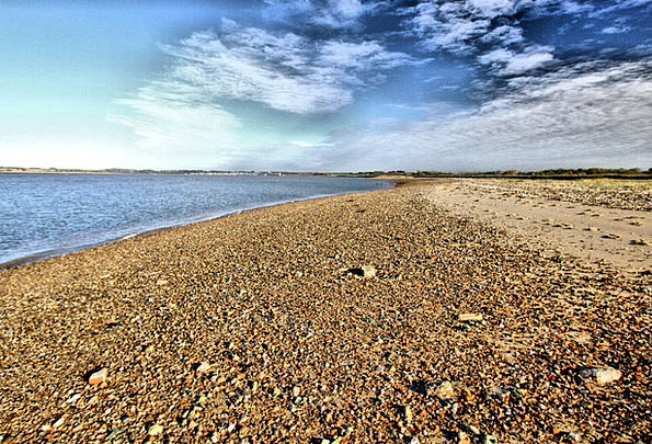 Beach Seashore Vacation Blue Travel Nature Country
