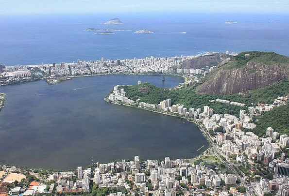 Rio De Janeiro Vacation Landscapes Scenery Nature