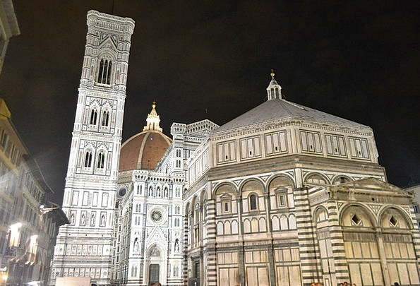 Dome Of Florence Italy Florance Basilica Of Santa