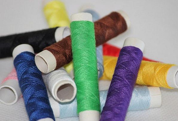 Bobbin Reel Craft Yarn Industry Sewing Stitching T