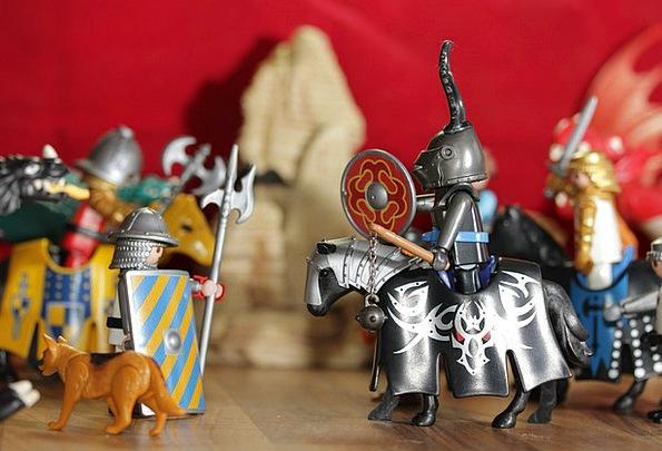 Playmobil Dolls Children Broods Toys Fantasy Game