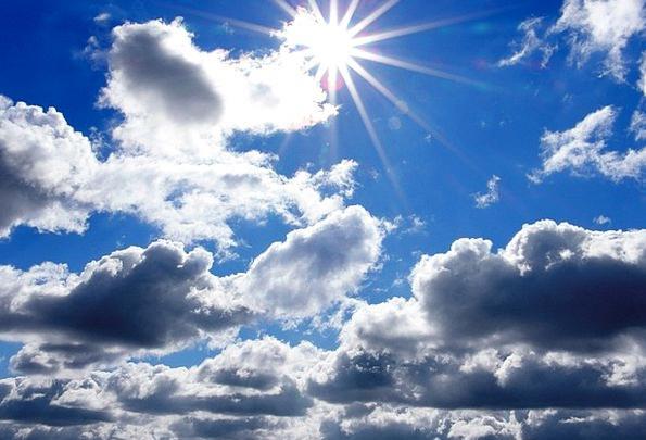 Sun Interstellar Light Star Hop Bright Cheerful Si
