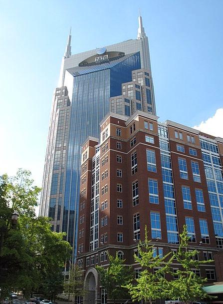 Att Tower Tenesse Nashville