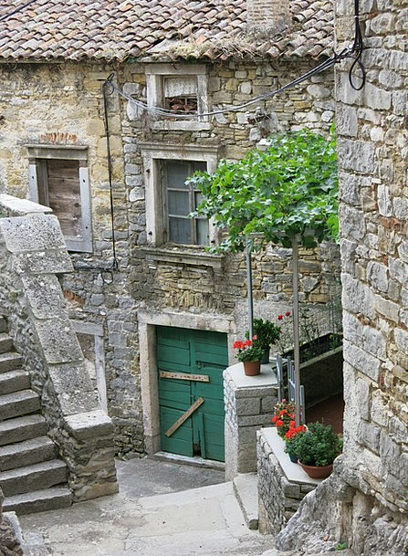Croatia Buildings Architecture Historically Factua